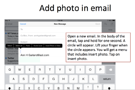 Add image to email